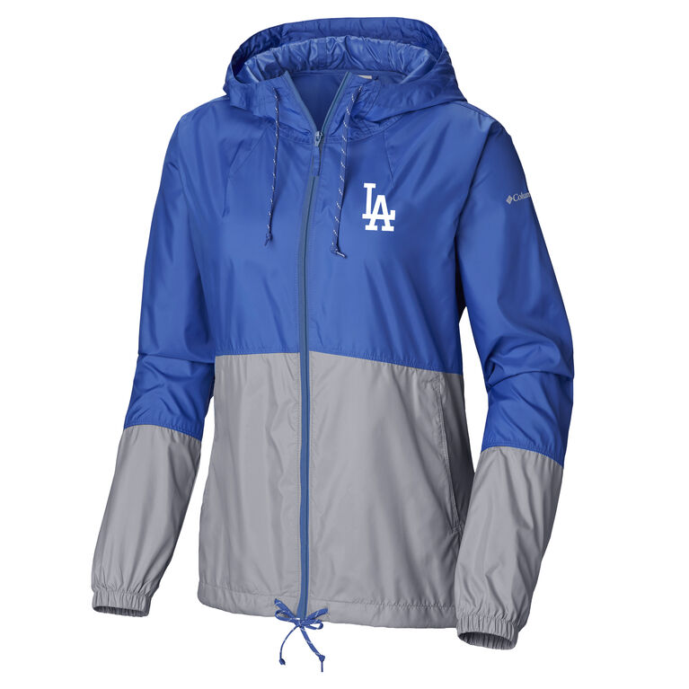 LA Dodgers Women's Windbreaker