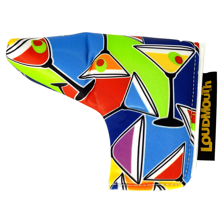 Cocktail Party Blade Putter Cover
