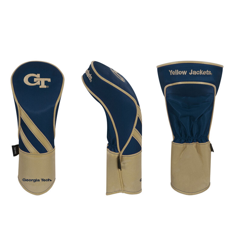 Team Effort Georgia Tech Yellow Jackets Fairway Headcover