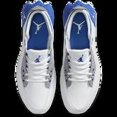 Alternate View 4 of Jordan ADG 2 Men's Golf Shoe - White/Blue