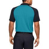 Alternate View 1 of Vanish Chest Stripe Men's Golf Polo Shirt