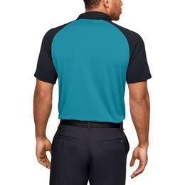 Vanish Chest Stripe Men's Golf Polo Shirt