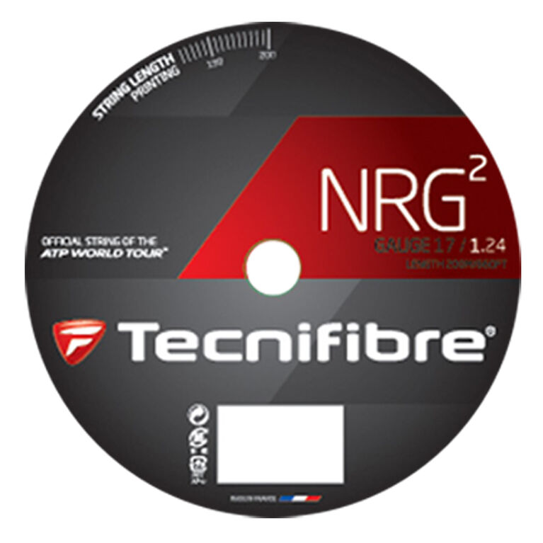 Tecnifibre NRG2 17 Gauge String Reel - Natural