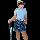 "Alternate View 1 of NashVegas Collection: Camo Print 18"" Golf Skort"
