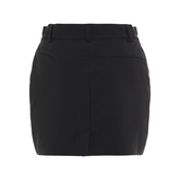 Alternate View 4 of Black and Blue Collection: Gabriela Solid Skort