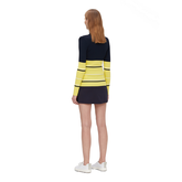 Alternate View 3 of Bertha Long Sleeve Striped Sweater