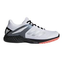 adidas adizero Club 2.0 Men's Tennis Shoe - Silver/Black