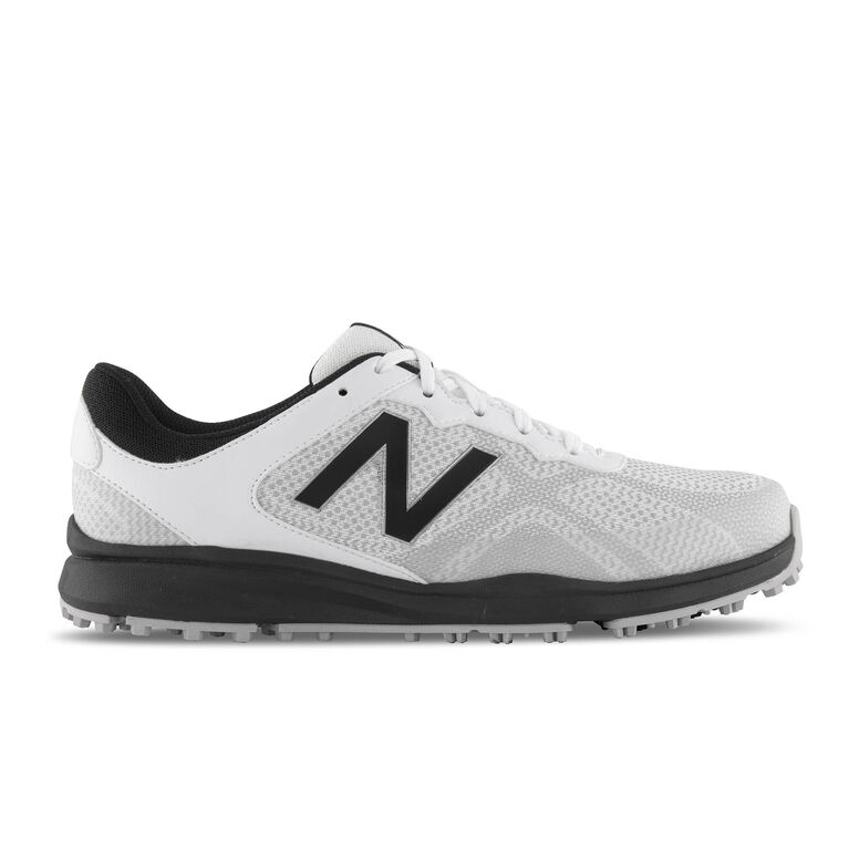Breeze Men's Golf Shoe - White/Black