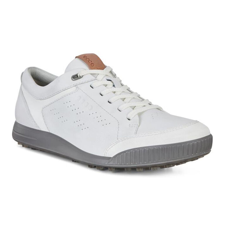 Street Retro Men's Golf Shoe - White