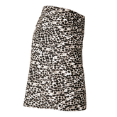 Alternate View 2 of Natural Collection: Leonie Sense Leopard Print Skort