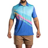 Sideways Rainbow Polo