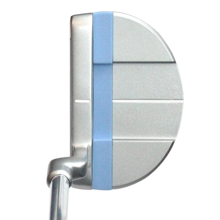 HP Series Nickel/Blue #3 Women's Putter