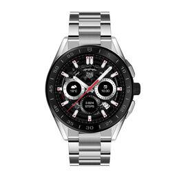 Connected Steel Smartwatch