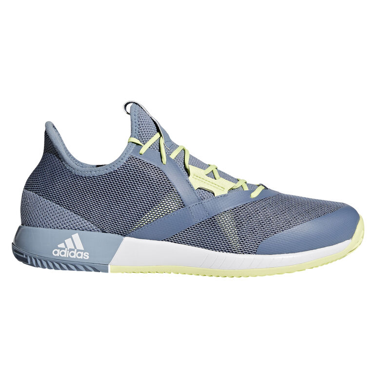 42e229a99382d adidas adizero Defiant Bounce Men s Tennis Shoe - Grey