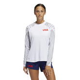 Alternate View 1 of USA Olympic HEAT.RDY Long Sleeve T-Shirt