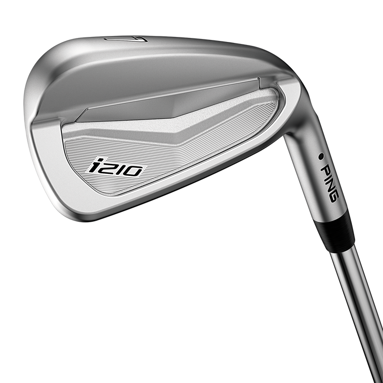 PING i210 4-PW, UW Iron Set w/ DG Steel Shafts