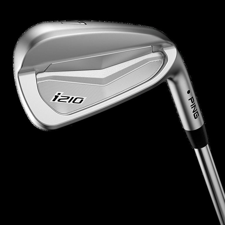 PING i210 3-PW Iron Set w/ DG Steel Shafts