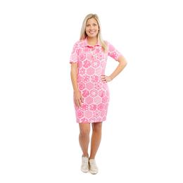 Austin Chineese Paper Print Dress