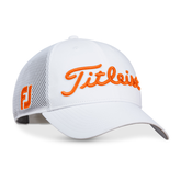 Alternate View 1 of Tour Performance Mesh White Hat