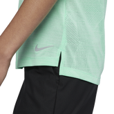Nike Women's Zonal Cooling Sleeveless Golf Polo