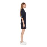 Alternate View 2 of Sahra Half Sleeve Mock Neck Dress