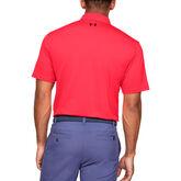 Alternate View 1 of Performance Textured Men's Golf Polo Shirt