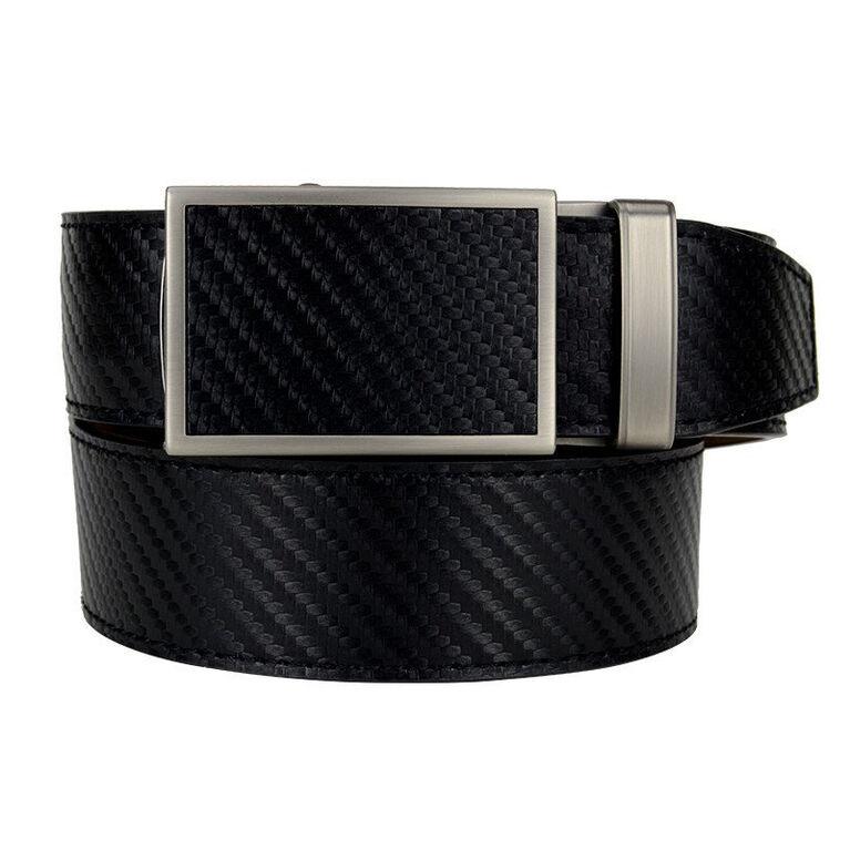 Nexbelt Go-In Fast Eddie Carbon Belt - Black