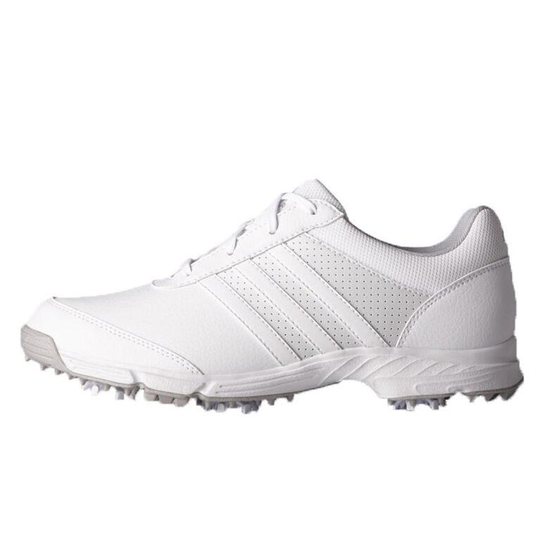 adidas Tech Response Women's Golf Shoe - White/Silver