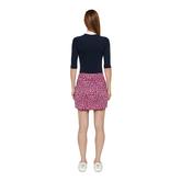 Alternate View 5 of Thea TX Jersey Leopard Skirt