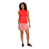 Summer Sensation Collection: Cassie Sleeveless Snap Placket Top