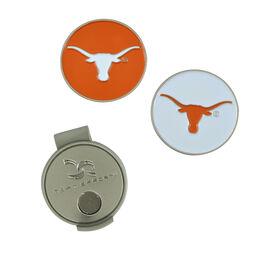 Team Effort Texas Longhorns Hat Clip