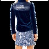 Alternate View 1 of Leona Plush Full Zip Jacket