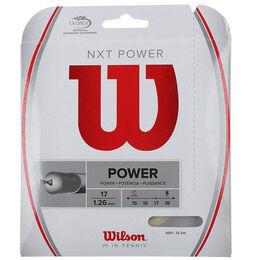 Wilson NXT Power 17 Gauge String- Natural