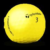 Alternate View 2 of Soft Response Yellow Golf Balls