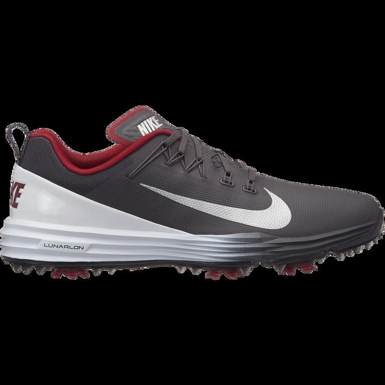 code promo dd0db d0bd6 Nike Lunar Command 2 Men's Golf Shoe - Grey/White