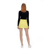 Alternate View 2 of Amelie Solid Golf Skirt