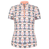 Tail Emerson Short Sleeve Top