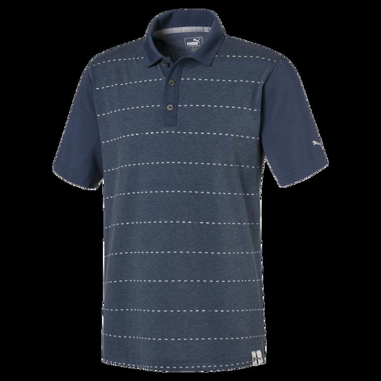 Fusion Dot Golf Polo
