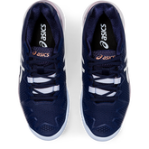 Alternate View 4 of GEL RESOLUTION 8 Women's Tennis Shoes - Navy/White