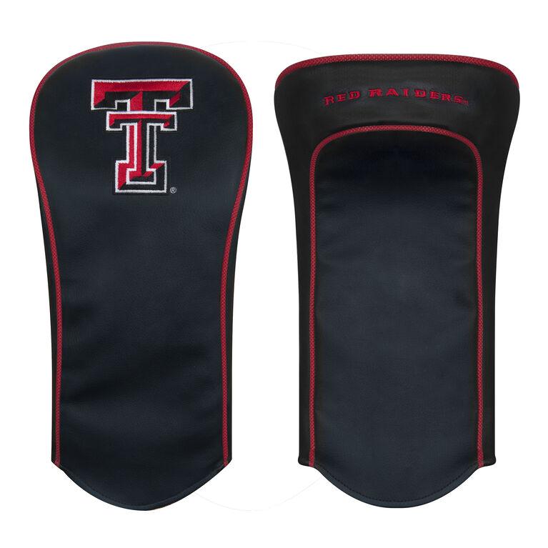 Team Effort Texas Tech Black Driver Headcover