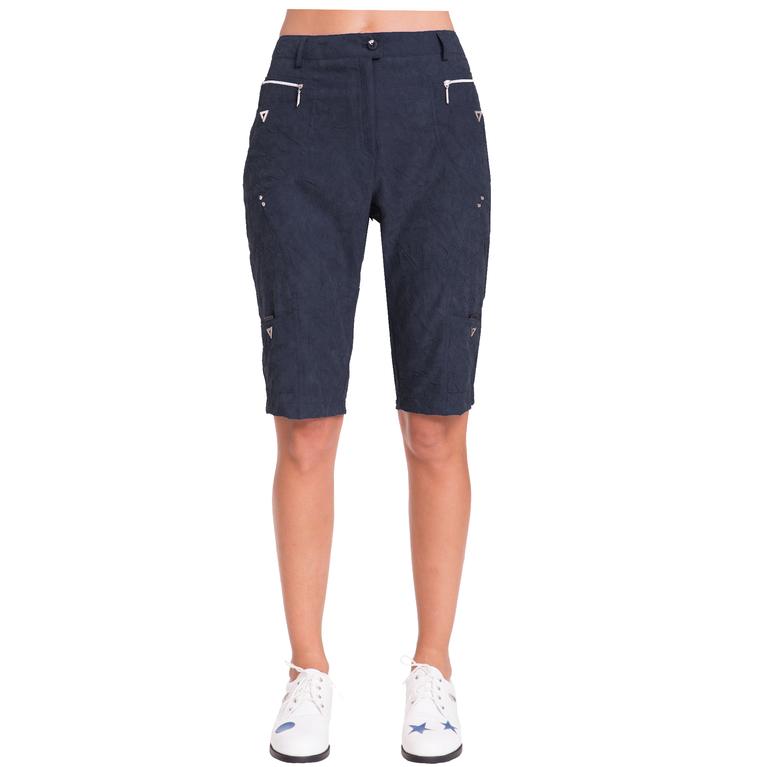 Micro Crunch Knee Capri Pants