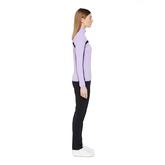 Alternate View 2 of Janice Full Zip Midlayer Stripe Jacket