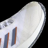 Alternate View 9 of Adizero Ubersonic 3 Men's Tennis Shoe - White/Blue