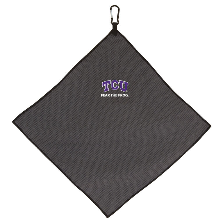 Team Effort TCU 15x15 Towel