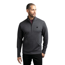That's The One Long Sleeve Pocket Quarter Zip Pullover