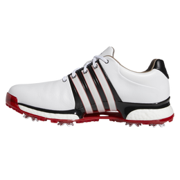 adidas TOUR360 XT Men's Golf Shoe - White/Black