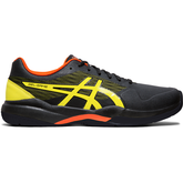 GEL-GAME 7 Men's Tennis Shoe - Black/Gold