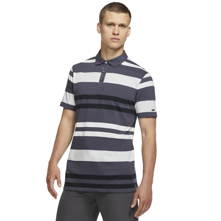 Dri-Fit Player Multi Stripe Polo