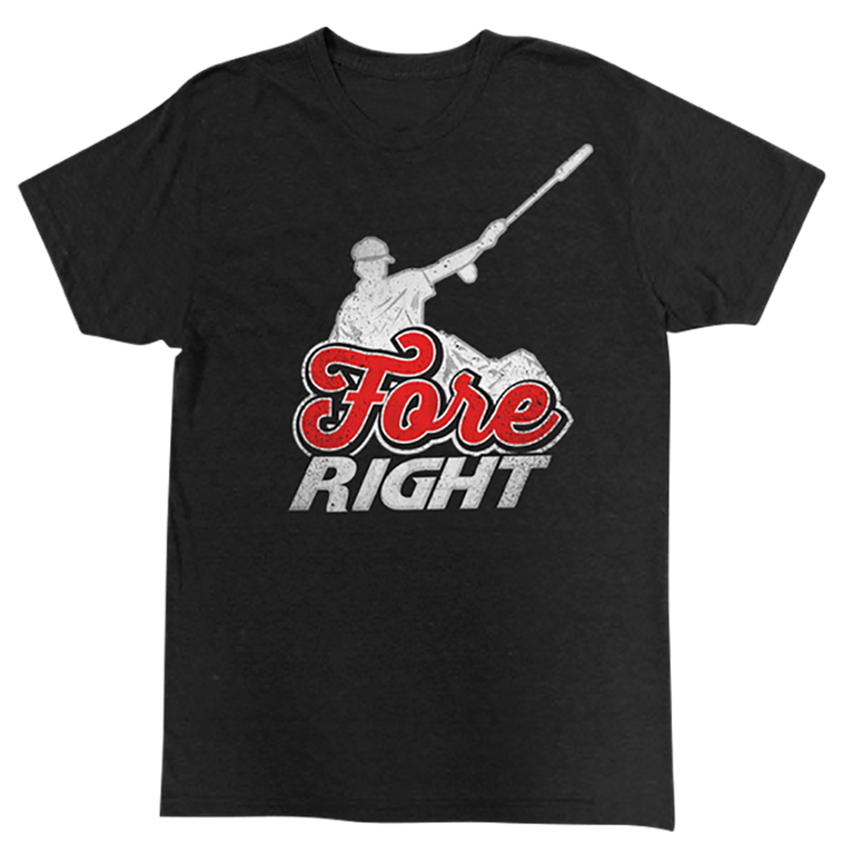 USAG Fore Right T-Shirt