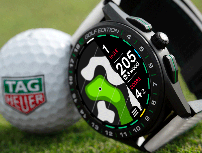 TAG Heuer Technology Banner